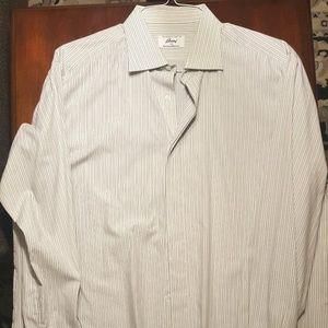 Brioni for Neiman Marcus dress shirt